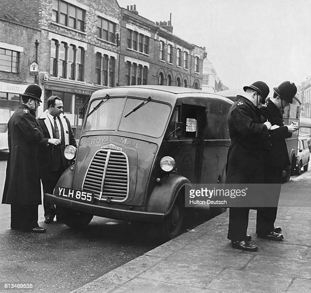 Mailbag Raid On Bethnal Street Post Office The two post office men were taken to the midday mission hospital Mr Read with a cut hand from the broken...