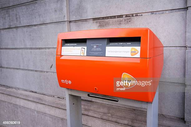 Mailbox of PostNL
