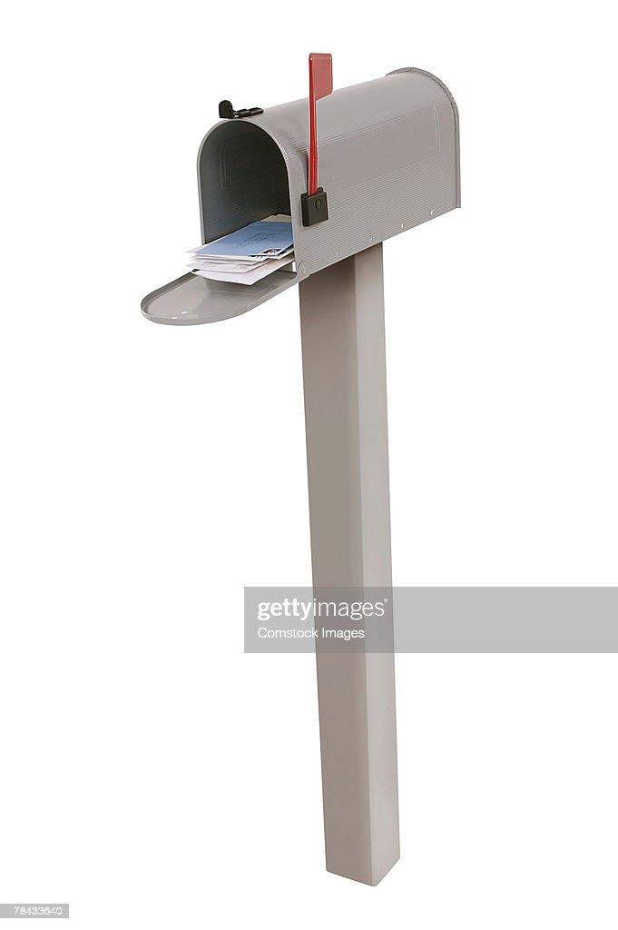 Mailbox : Stockfoto