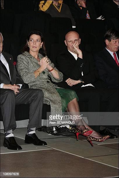 Maillot chairman of Monaco's ballets in Monaco on December 15 2004