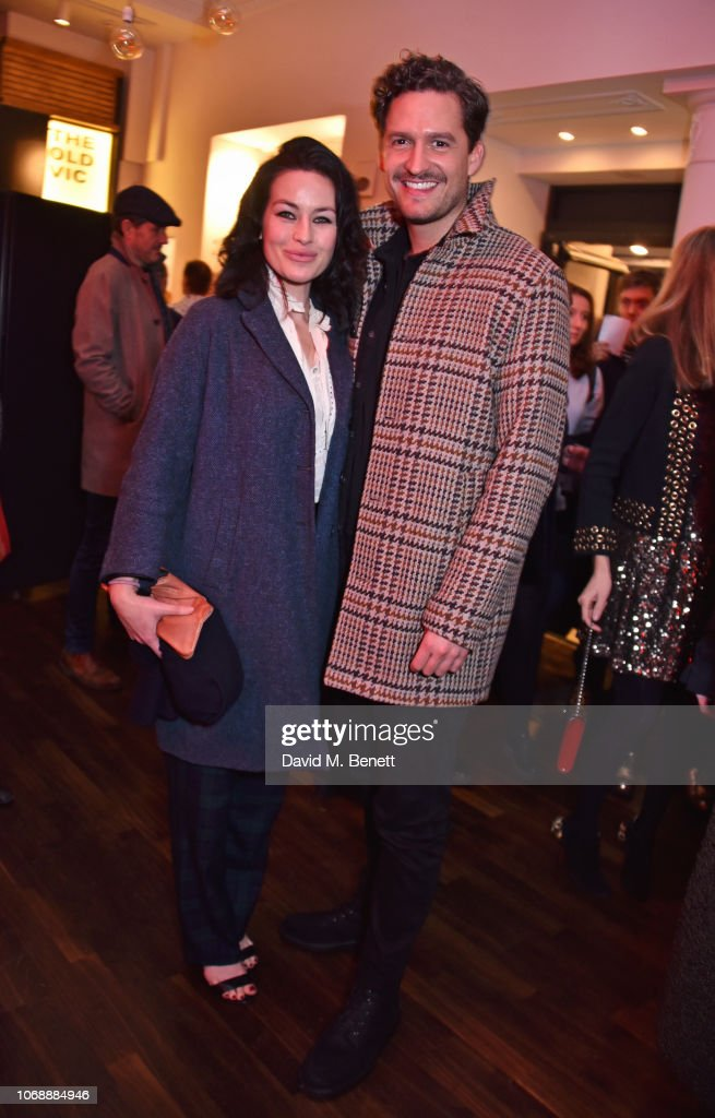 """A Christmas Carol"" - Press Night - After Party : News Photo"