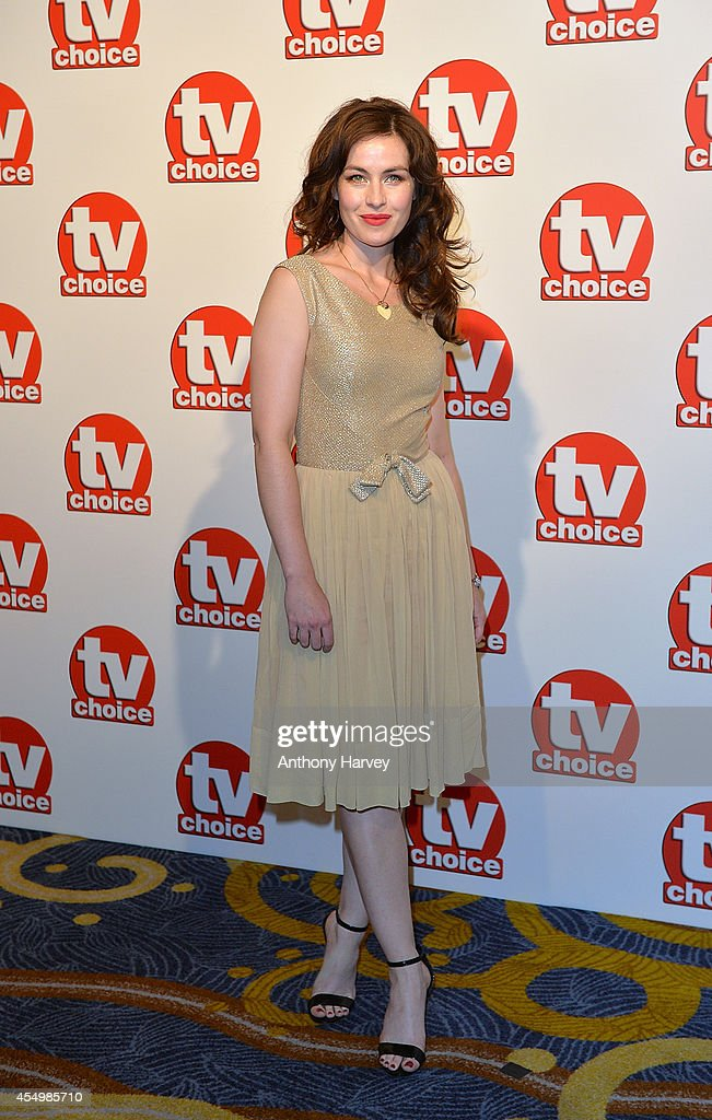Maimie McCoy attends the TV Choice Awards 2014 at London Hilton on September 8, 2014 in London, England.