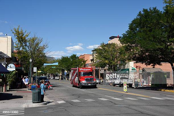 Main Avenue Durango Colorado
