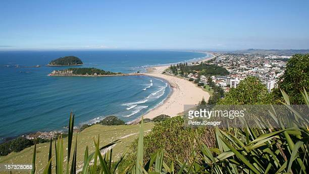 Main beach, Mount Maunganui