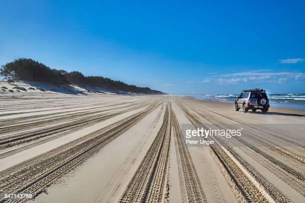 Main Beach,North Stradbroke Island,Queensland,Australia