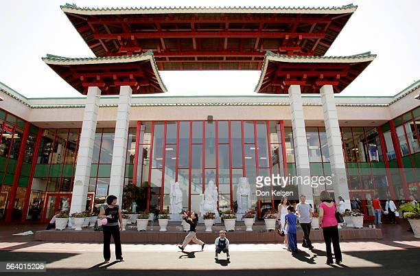 Little Saigon Asian Garden Mall Stock s and