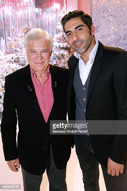 Main Guest of the show Guy Bedos who will make his farewell to the music hall with his show 'curtain' at Olympia on December 23 of 2013 and Humorist...