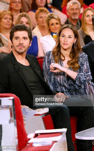 Main guest of the show singer Patrick Fiori presents his album 'Choisir' and celebrates its twentyyear career and actress Vanessa Demouy who presents...