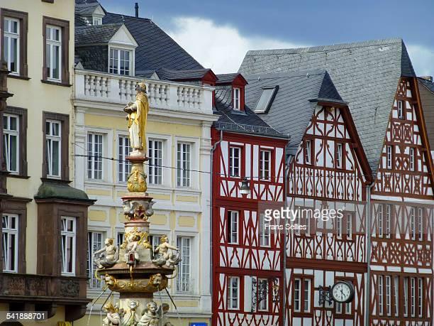 Main Mmrket in Trier, Germany