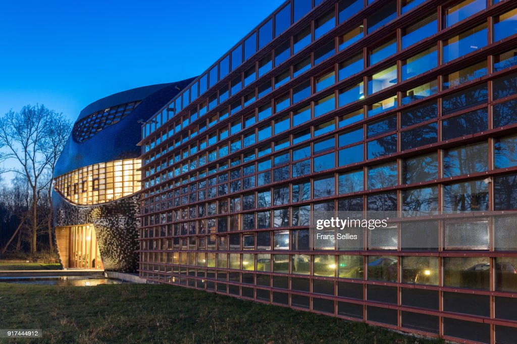 WWF main office in Zeist, the Netherlands : Stockfoto