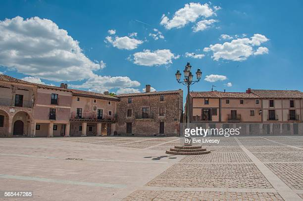 Main square (Plaza Mayor) - Medinaceli