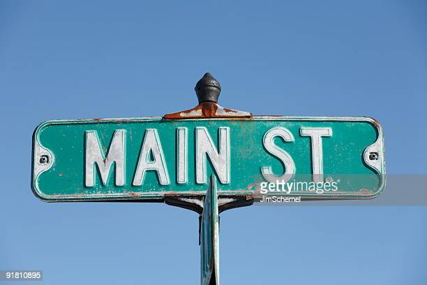 street name sign stock photos and pictures | getty images