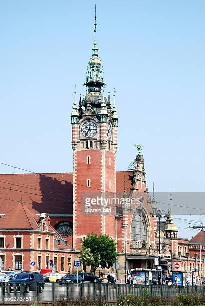Main station of Gdansk Gdansk Glowny