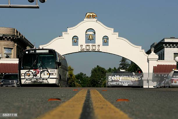 Main Street as seen on June 10 2005 in Lodi California Lodi the sleepy Northern California town has been hit with controversy after 5 people were...