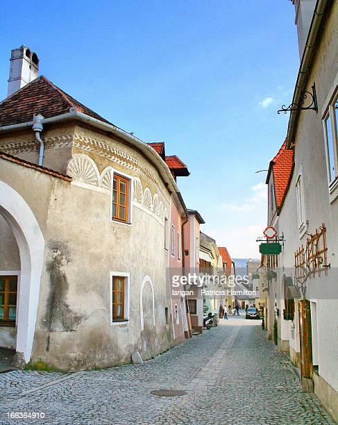 Main street, Dürnstein
