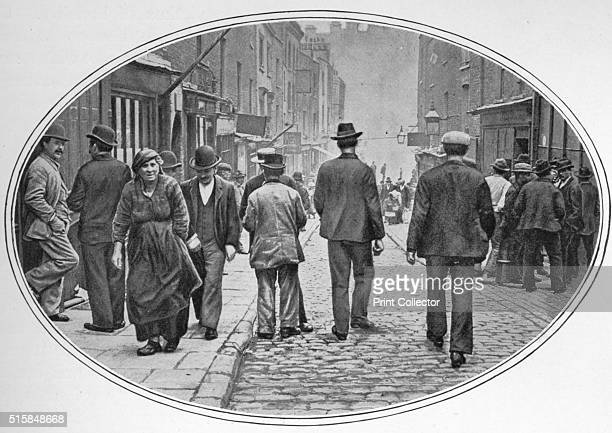 Main street of the Italian community Clerkenwell London circa 1900 In the 1850s the southwestern part of Clerkenwell became known as 'Little Italy'...