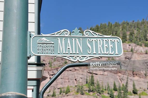 Main Street, Ouray, Colorado