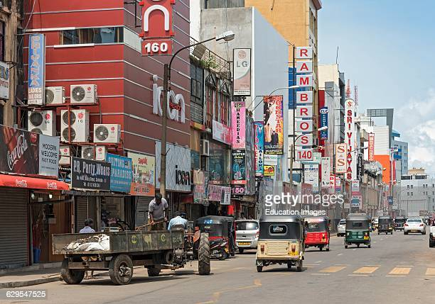 Main Street Pettah Colombo Sri Lanka