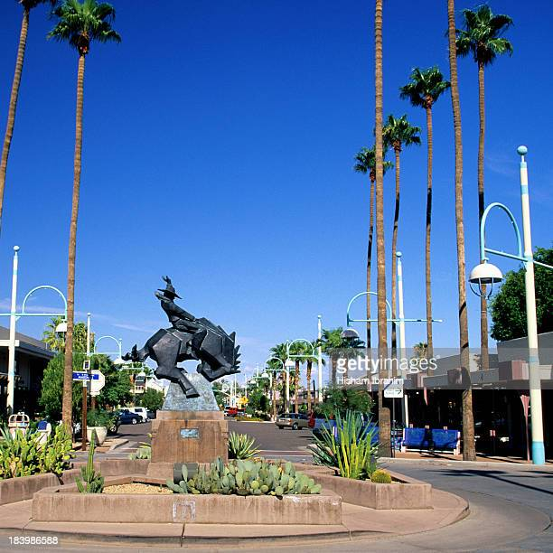 Main Street, Scottsdale, Arizona, USA