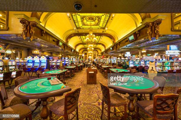 main street station casino - las vegas stock pictures, royalty-free photos & images