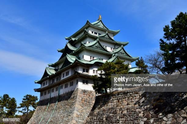 Main Tower of Nagoya Castle, Nagoya, Japan