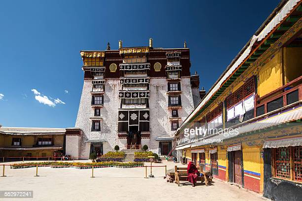 Main Tower of the Potala Palace