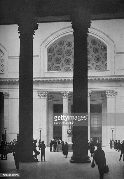 Main waiting room from the ticket lobby Chicago Union Station Illinois 1926 Chicago Union Station opened in 1925 replacing an earlier station built...