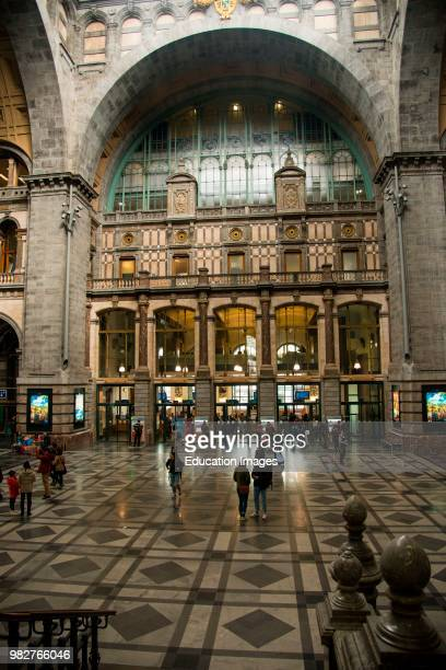 278 Antwerp Train Station Photos And Premium High Res Pictures Getty Images