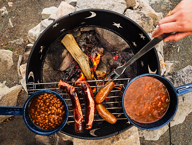 One Pot Camping Meal