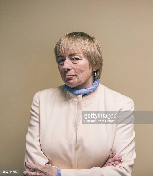 Maine Attorney General Janet Mills at the offices of the Attorney General in Augusta ME on Tuesday February 3 2015