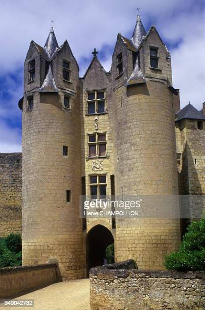 MaineetLoirethe château of MontreuilBellay the last closed off city of Anjou The castle was built in the XIth century by Fouloque Nerra the Count of...