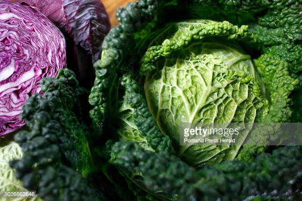 Mainegrown cabbages