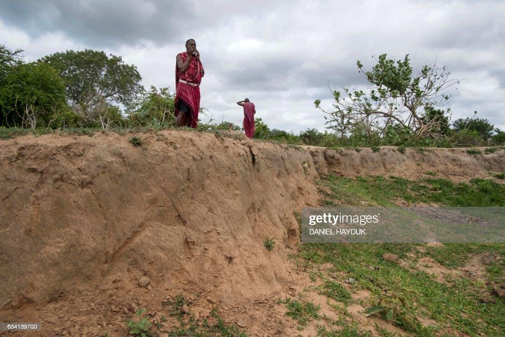 TANZANIA-DROUGHT : News Photo