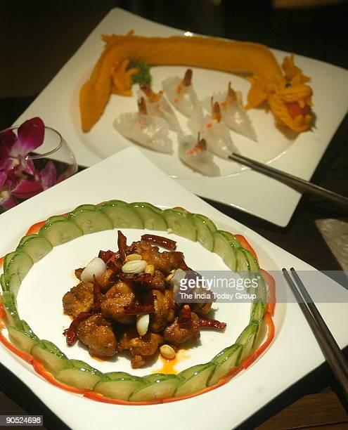 Mainland China Restaurant in New Delhi India