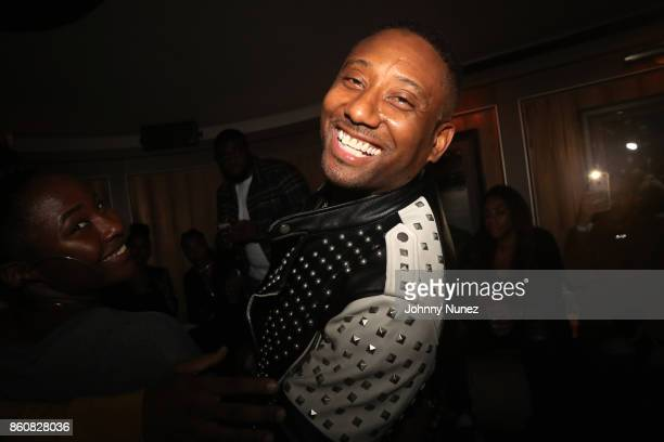 Maino attends his album release party at 40 / 40 Club on October 12 2017 in New York City