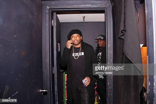 Maino attends Terminal 5 on January 25 in New York City