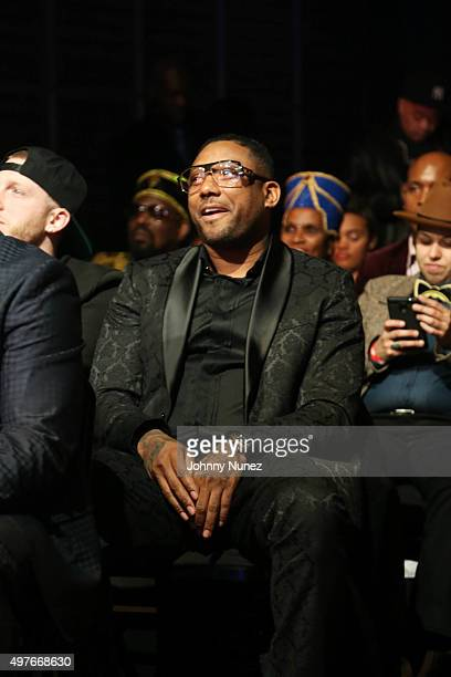 Maino attends the 4th Annual Global Spin Awards at PlayStation Theater on November 17 2015 in New York City