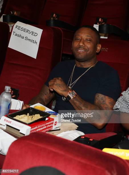 Maino attends 'When Love Kills The Falicia Blakely Story' New York Premiere at AMC Empire 25 theater on August 15 2017 in New York City