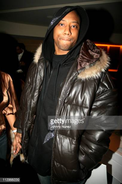 Maino *ECLUSIVE* during Lil Kim Hosts Jay Cohen's Birthday December 9 2006 at Sofrito's in New York City New York United States
