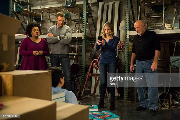 COMMUNITY VCR Maintenance and Educational Publishing Episode 509 Pictured Yvette Nicole Brown as Shirley Joel McHale as Jeff Gillian Jacobs as Britta...