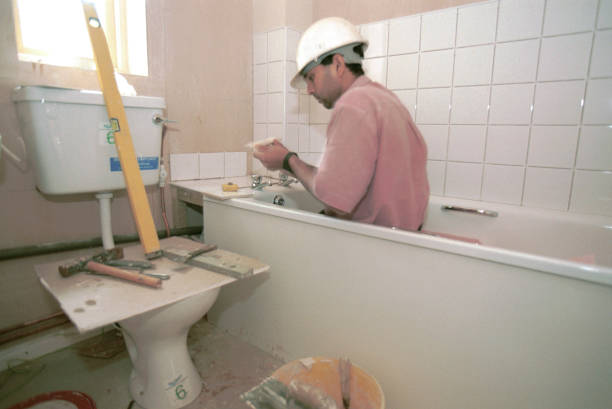 tiling and bathrooms