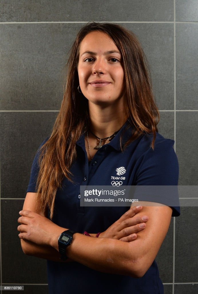Maisie Potter during the PyeongChang 2018 Olympic Winter Games photocall at Heriot Watt University, Oriam. PRESS ASSOCIATION Photo. Picture date: Friday August 18, 2017. Photo credit should read: Mark Runnacles/PA Wire