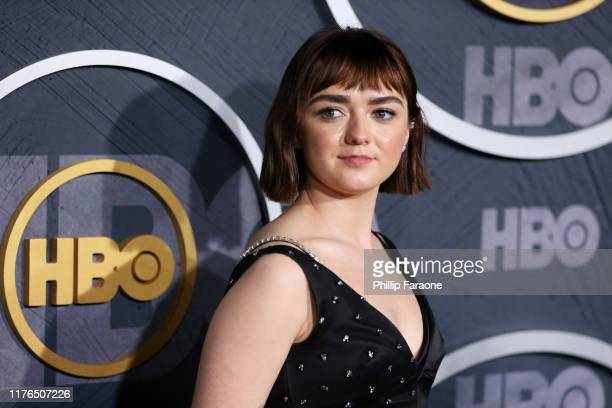Maisie Williams attends HBO's Post Emmy Awards Reception on September 22 2019 in Los Angeles California