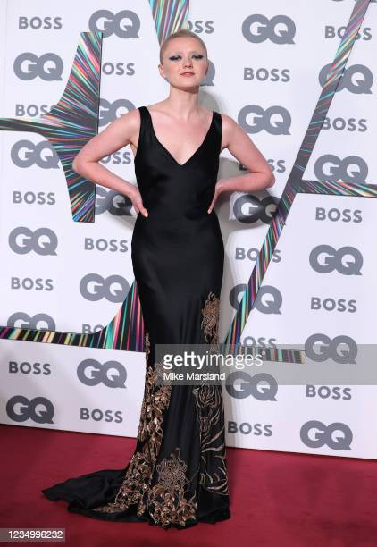 Maisie Williams attends the GQ Men Of The Year Awards 2021 at Tate Modern on September 1, 2021 in London, England.