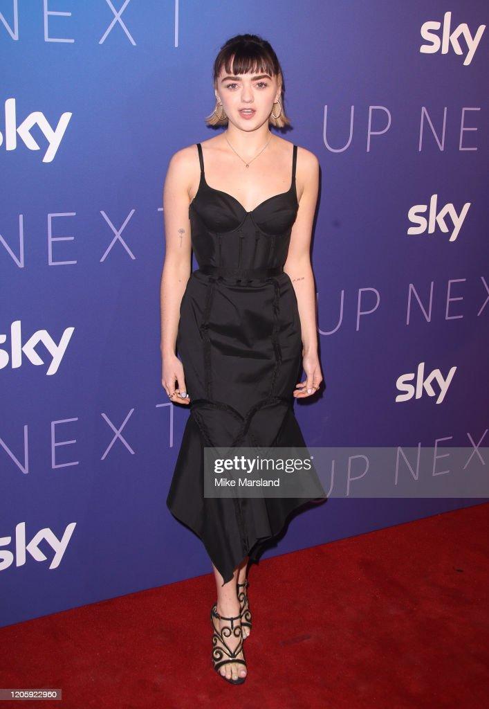 Sky Up Next 2020 - Red Carpet Arrivals : News Photo