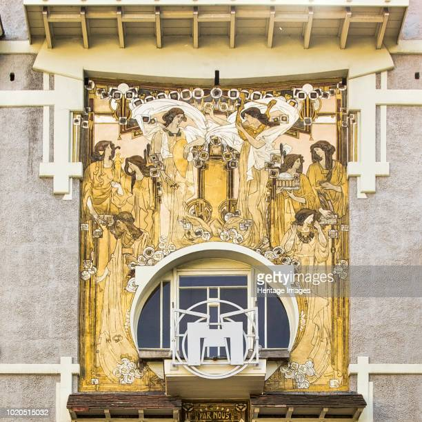 Maison Cauchie Brussels Belgium circa 20142017 Paul Cauchie 1905