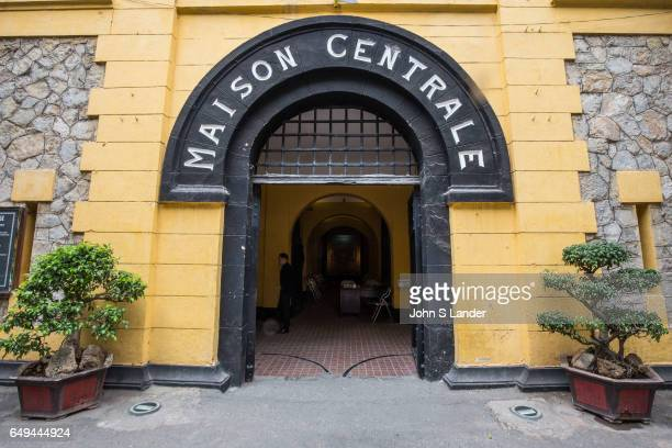 Maison Centrale or Hoa Loa Hanoi Hilton Prison Hoa Loa Prison was originally used by the French colonial system to detain what they considered to be...