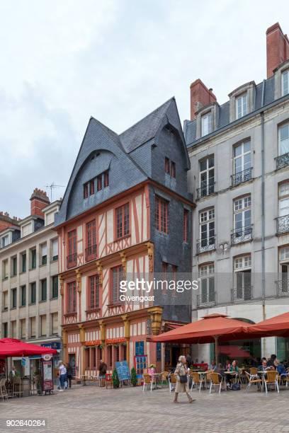 Maison des Apothicaires in Nantes