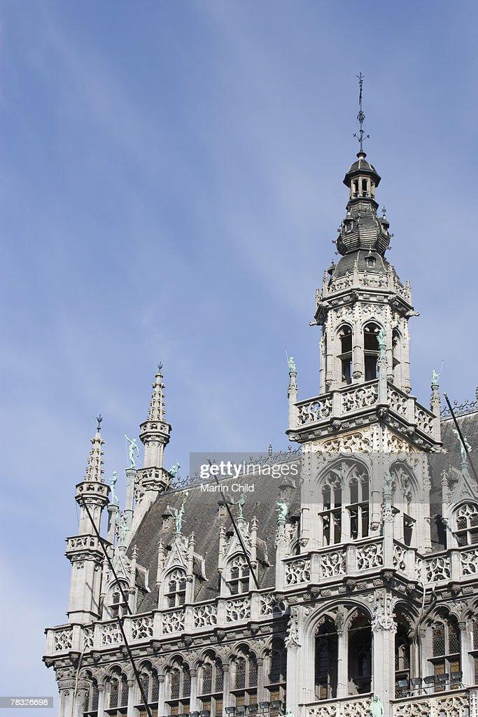 Maison du Roi, Brussels, Belgium : Stock-Foto