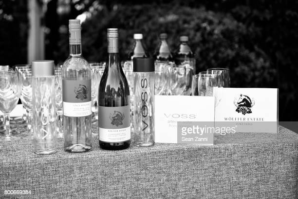 Maison Gerard Presents Marino di Teana A Lifetime of Passion and Expression at Michael Bruno and Alexander Jakowec's home on June 24 2017 in...